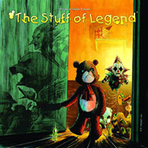 Image: Stuff of Legend Book 01: The Dark SC  - Del Rey Manga