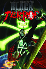 Image: Black Terror #10 - D. E./Dynamite Entertainment