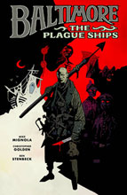 Image: Baltimore: Plague Ships Vol. 01 HC  - Dark Horse