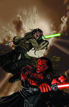 Image: Star Wars: Legacy - War #5 - Dark Horse