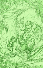 Image: Green Lantern: Emerald Warriors #9 - DC Comics