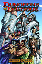 Image: Dungeons and Dragons Classics Vol. 01 SC  - IDW Publishing