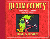 Image: Bloom County Complete Library Vol. 04: 1986-1987 HC  - IDW Publishing