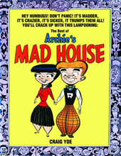 Image: Best of Archie's Madhouse Vol. 01 HC  - IDW Publishing