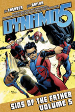 Image: Dynamo 5 Vol. 05: Sins of the Father SC  - Image Comics