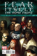 Image: Fear Itself: Home Front #1 - Marvel Comics