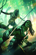 Image: Skaar: King of the Savage Land #1 - Marvel Comics