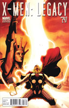 Image: X-Men Legacy #247 (Thor Goes Hollywood variant cover) (v15) - Marvel Comics