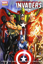 Image: Invaders Now! HC  - Marvel Comics