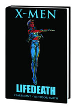 Image: X-Men: Lifedeath HC  - Marvel Comics