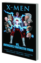 Image: X-Men vs. Avengers/Fantastic Four SC  - Marvel Comics