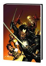 Image: Ultimate Comics Avengers: Blade vs. the Avengers HC  - Marvel Comics