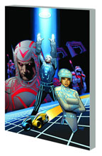 Image: Tron Original Movie Adaptation SC  - Marvel Comics (non-universe)