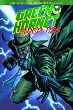Image: Green Hornet: Blood Ties SC  - D. E./Dynamite Entertainment