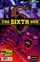 Image: Sixth Gun #11 - Oni Press Inc.
