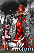 Image: Grimm Fairy Tales: Escape from Wonderland SC  - Zenescope Entertainment Inc