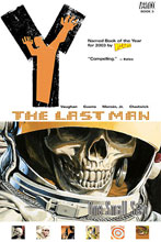 Image: Y: The Last Man Vol. 03 - One Small Step SC  - DC Comics