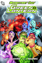 Image: Green Lantern: Brightest Day SC  - DC Comics