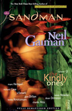 Image: Sandman 09: The Kindly One SC  (new edition) - DC Comics - Vertigo