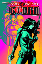 Image: G.I. Joe: Cobra Vol. 02: Cobra Civil War SC  - IDW Publishing