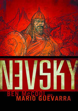 Image: Nevsky: A Hero of the People HC  - IDW Publishing