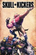 Image: Skullkickers Treasure Trove Vol. 01 HC  - Image Comics
