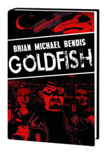 Image: Goldfish GN SC  - Marvel Comics