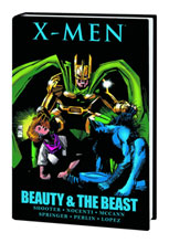 Image: X-Men: Beauty and Beast HC  - Marvel Comics