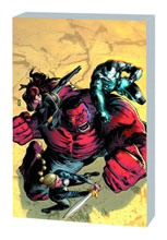 Image: Red Hulk: Hulk of Arabia SC  - Marvel Comics