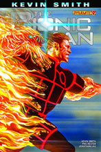 Image: Bionic Man #9 - D. E./Dynamite Entertainment