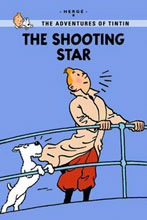Image: Adventures of Tintin: The Shooting Star  (Young Reader edition) SC - Little Brown & Company