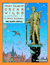 Image: Fairy Tales of Oscar Wilde Vol. 05: Happy Prince HC  - NBM