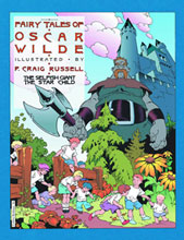 Image: Fairy Tales of Oscar Wilde Vol. 01 HC  (new printing) - NBM
