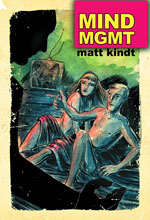 Image: Mind MGMT #10 - Dark Horse Comics