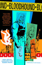Image: Bloodhound Vol. 01: Brass Knuckle Psychology SC  - Dark Horse Comics