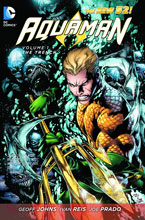 Image: Aquaman Vol. 01: The Trench SC  (N52) - DC Comics