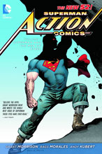 Image: Superman: Action Comics Vol. 01 - Superman and the Men of Steel SC  - DC Comics