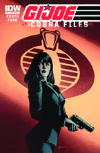 Image: G.I. Joe: Cobra Files #1 - IDW Publishing