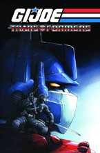 Image: G.I. Joe / Transformers Vol. 03 SC  - IDW Publishing