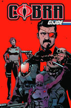 Image: G.I. Joe: Cobra - Oktober Guard SC  - IDW Publishing