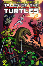 Image: Tales of the Teenage Mutant Ninja Turtles Vol. 02 SC  - IDW Publishing