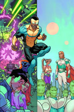 Image: Invincible Ultimate Collection Vol. 08 HC  - Image Comics