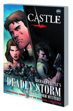 Image: Castle: Richard Castle's Deadly Storm SC  - Marvel Comics