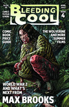 Image: Bleeding Cool Magazine #4 - Bleeding Cool