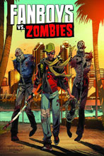 Image: Fanboys vs. Zombies Vol. 02 SC  - Boom! Studios