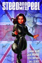 Image: Steed and Mrs. Peel: A Very Civil Armageddon SC  - Boom! Studios