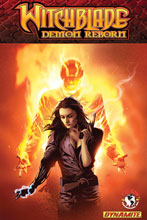 Image: Witchblade: Demon Reborn SC  - D. E./Dynamite Entertainment