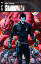 Image: Shadowman Vol. 01: Birth Rites SC  - Valiant Entertainment LLC