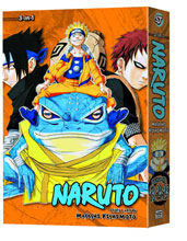 Image: Naruto  (3-in-1 edition) Vol. 05 SC - Viz Media LLC