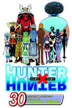 Image: Hunter X Hunter Vol. 30 SC  - Viz Media LLC